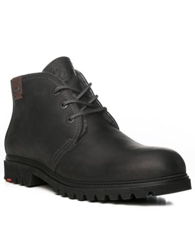 Herren Schuhe VIN Rindleder schwarz beige