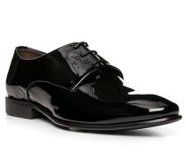 Schuhe Derby Lackleder