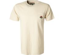T-Shirt, Baumwolle, kitt