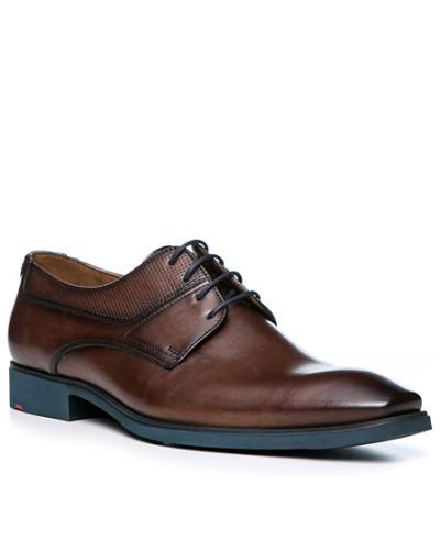 Schuhe Derby Godwin, Kalbleder
