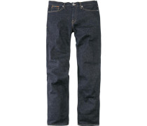 Herren Jeans Etesien Denim-Stretch indigo