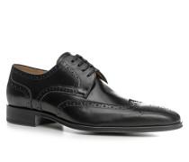 Schuhe Budapester Kalbleder