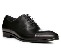 Herren Schuhe MANNIX, Kalbnappa, schwarz