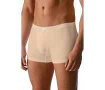 Herren Unterwäsche Trunk, Baumwolle COOLMAX®, beige weiß
