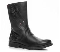 Herren Schuhe Stiefel Leder