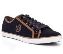 Schuhe Sneaker Textil dunkel