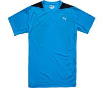 Herren T-Shirt Polyester