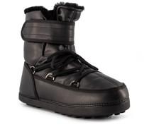 Schuhe Boots Kunstleder-Lammfell gefüttert