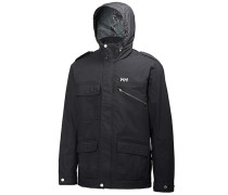 Universaljacke, Regular Fit, Mikrofaser