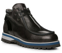 Herren Schuhe Boots, Kalbleder, schwarz