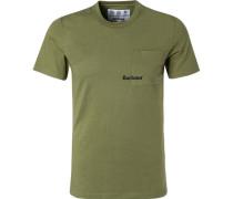 T-Shirt Baumwolle schilf