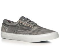 Herren Schuhe Sneaker Textil grau