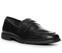 Schuhe Loafer glattleder