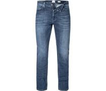 Jeans Vegas Slim Fit Baumwoll-Stretch