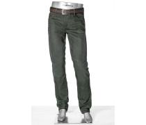 Herren Jeans Regular Slim Fit Denim