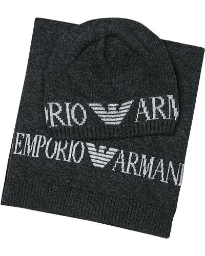 Mütze + Schal im Geschenkset