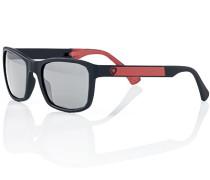 Herren Brillen Strellson Klappsonnenbrille Kunststoff schwarz