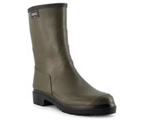 Schuhe Gummistiefel Bison Naturkautschuk khaki