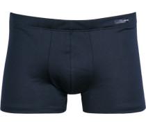 Herren Unterwäsche Trunk, Baumwolle mercerisiert, dunkelblau