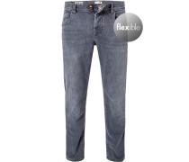 Jeans, Baumwoll-Stretch 8,5oz