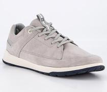 Schuhe Sneaker Veloursleder off white-