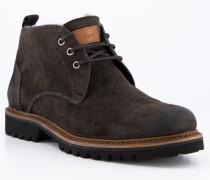 Schuhe Desert Boots, Veloursleder Lammfell gefüttert