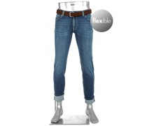 Jeans Bike Slim Fit Baumwoll-Stretch 12oz