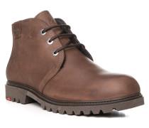 Herren Schuhe VIN Rindleder, Lammfell gefüttert GORE-TEX® schwarz braun