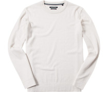 Pullover, Shaped Fit, Schurwolle