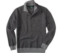 Pullover Troyer Schurwolle