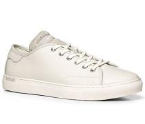 Herren Schuhe Sneaker Leder off white