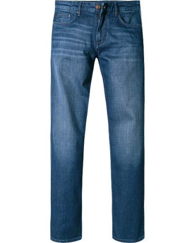 Jeans, Modern Fit, Baumwoll-Stretch, jeans