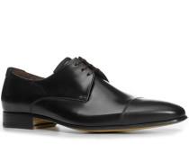 Schuhe Derby Kalbleder glatt