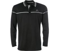 Herren Polo-Shirt DRYcomfort® schwarz