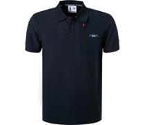 Polo-Shirt, Kolletion by Prada, Mikrofaser-Piqué