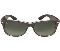 Brillen Sonnenbrille New Wayfarer, Kunststoff