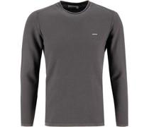 Pullover Baumwolle dunkel