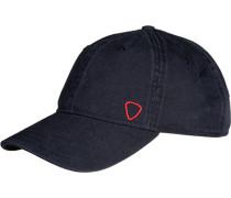 Herren  strellson Sportswear Cap Baumwolle marine blau