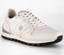 Schuhe Sneaker Leder-Mesh