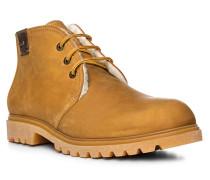 Herren Schuhe VIN Rindleder warmgefüttert camel beige