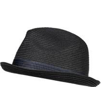 Herren QUIKSILVER Hut Papier schwarz