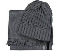 Mütze + Schal im Set