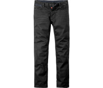 Herren strellson Sportswear Jeans Robin Baumwolle schwarz