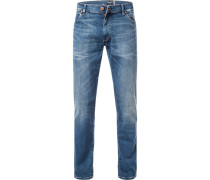 Jeans Larston Slim Fit Baumwoll-Stretch