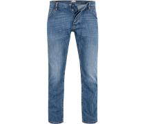 Jeans Michigan, Regular Fit, Baumwoll-Stretch 11,25oz