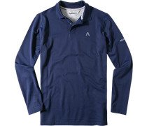 Herren Polo-Shirt Dycomfort navy blau
