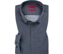 Hemd, Extra Slim Fit, Baumwolle