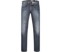 Jeans Oregon Slim Fit Baumwolle denim