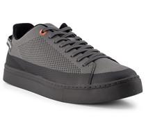 Schuhe Sneaker Textil anthrazit