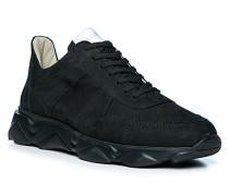 Schuhe Sneaker Aspen, Kalbleder